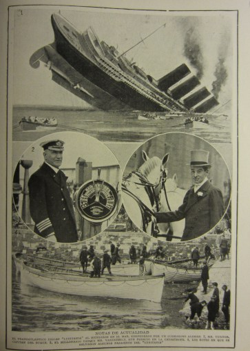 1915.05.23 bco negro hundimiento del lusitania